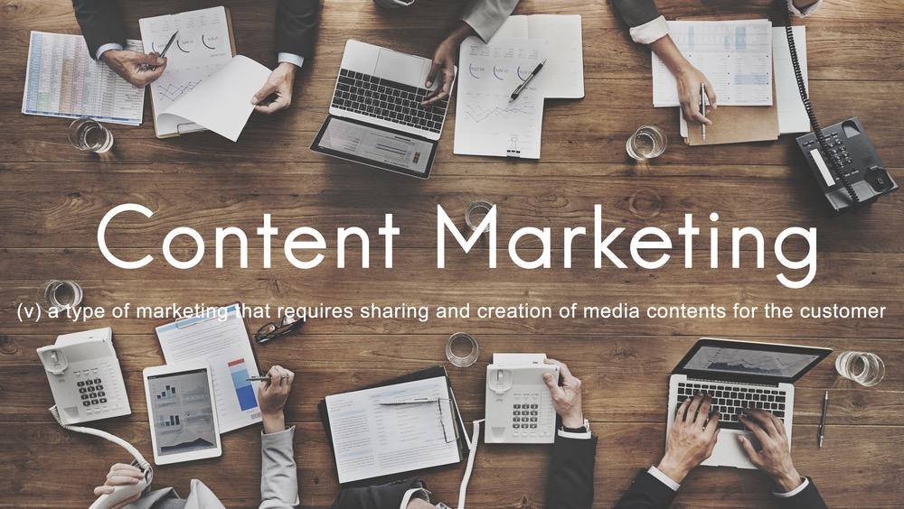 コンテンツマーケティングの定義